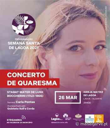 Lagoa   Celebrações da Semana Santa - Concerto de Quaresma - Mais Algarve