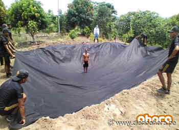 Instalan plantas de tratamiento de agua en Uchiza - DIARIO AHORA