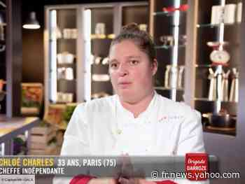 """""""J'ai une tronche à faire Top Chef ?"""" : Chloé, la candidate sans filtre de la saison 12 - Yahoo Actualités"""