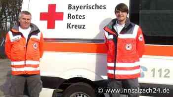 Ampfing: Markus Schlagmann ist neuer BRK Bereitschaftsleiter für Ampfing - innsalzach24.de