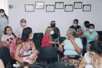 Gobernadora entregó 4 puestos de salud en Sabanalarga - EL HERALDO