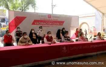 En Ixtapaluca, Edomex; Próximo lunes habrá fecha para vacunación COVID-19: Maricela Serrano - UnomásUno