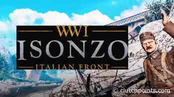 Verdun developer announces Isonzo, a new World War I shooter - ClutchPoints