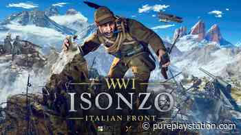 WWI Isonzo is the Latest WW1 Shooter From Verdun Developer for PS5, PS4 - Pure PlayStation