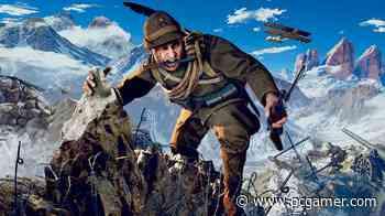 Verdun studios reveal a new First World War shooter set in the Alps - PC Gamer