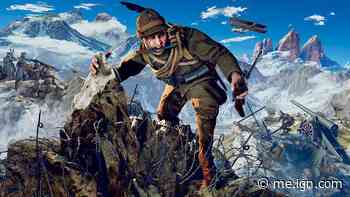 00:49 Isonzo (Follow-Up to WW1: Verdun) - Announcement Trailer - IGN Africa