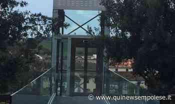 La burocrazia tiene in ostaggio il nuovo ascensore - Qui News Empolese
