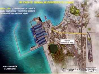 Cosco Shipping Ports Chancay Perú y el plan para convertirlo en el hub portuario del Pacífico sur - MundoMaritimo.cl