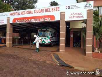 Caída fatal de motociclista en Los Cedrales - ABC en el Este - ABC Color