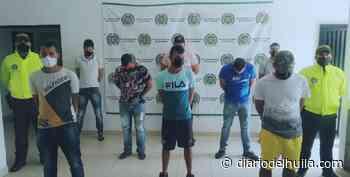 Nuevo golpe a la delincuencia en Timaná - Diario del Huila