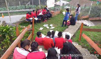 En Mutiscua promueven la lectura en espacios naturales   La Opinión - La Opinión Cúcuta