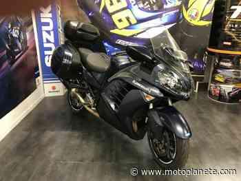 Kawasaki GTR 1400 2016 à 10900€ sur MERIGNAC - Occasion - Motoplanete