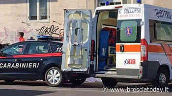 Un folle armato terrorizza i passanti: tre i feriti, ma è stato arrestato - BresciaToday