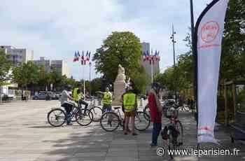 Fontenay-aux-Roses : entre Laurent Vastel et le militant pro-vélo Stein Van Oosteren, ça déraille - Le Parisien