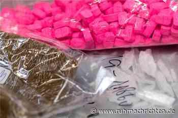 Dealer oder Konsument? Castrop-Rauxeler mit Ecstasy und Haschisch erwischt - Ruhr Nachrichten