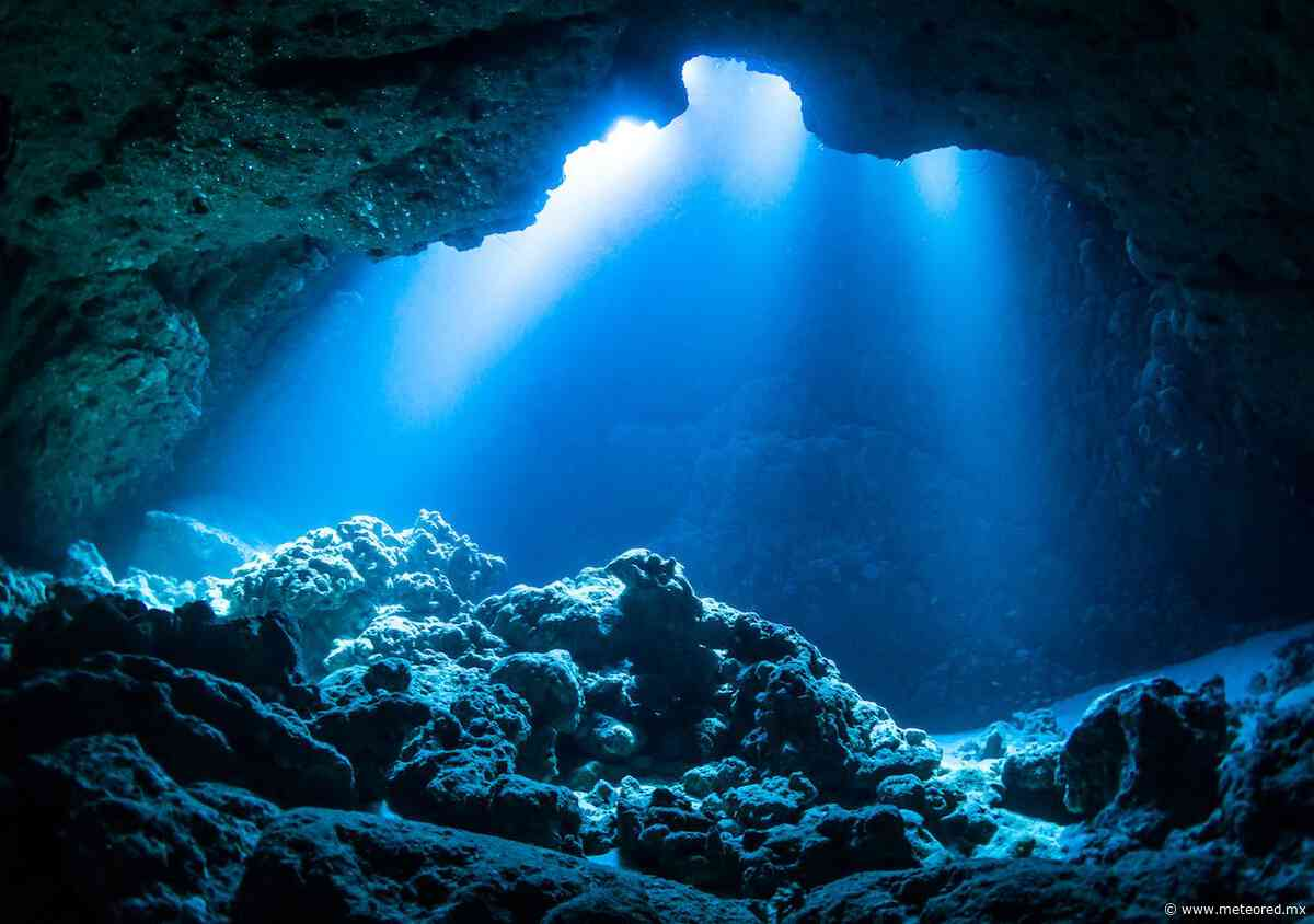 """Descubren un poderoso """"río de piedras"""" debajo del Mar Caribe - Meteored.mx"""