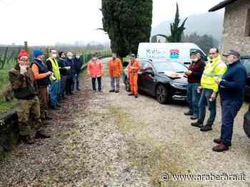 VILLONGO - Protezione Civile e Alpini insieme per pulire il territorio - Araberara
