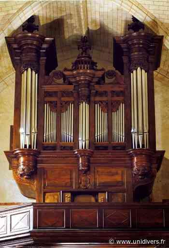 Journées de l'orgue vendredi 7 mai 2021 - Unidivers