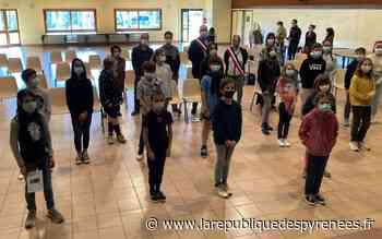 Monein : le conseil municipal des jeunes est installé - La République des Pyrénées