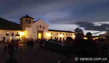 Villa de Leyva: 'reglas de Juego' para controlar el Covid en Semana Santa - Caracol Radio