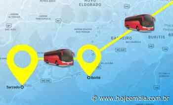 Ônibus que integram Ibirité, Sarzedo e BH começaram a rodar nesta segunda - Hoje em Dia