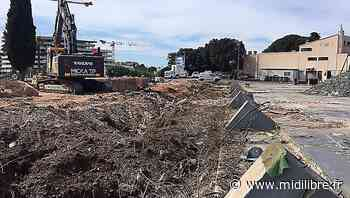 Le Cap d'Agde : au centre international de tennis, les halles couvertes ne sont plus - Midi Libre