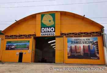 Piura: Pacasmayo inaugura Dino Experto en Castilla - El Regional