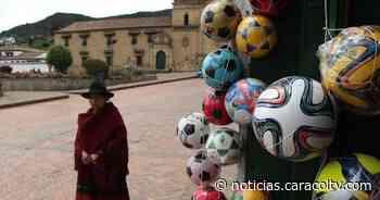 Monguí, la capital mundial del balón, pide ayuda al Gobierno porque el COVID le metió un 'golazo' - Noticias Caracol