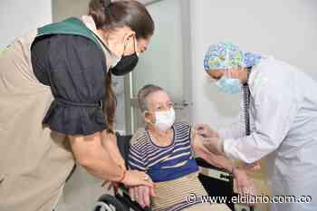 Inició la Etapa 2 de vacunación contra el COVID-19 en Dosquebradas - El Diario de Otún