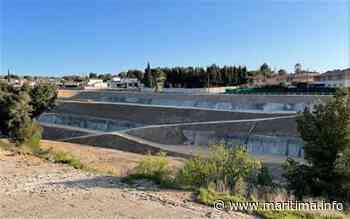 Marignane : fin des travaux sur les berges du Canal du Rove - Marignane - Vie des communes - Maritima.info