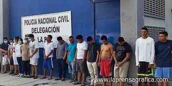Acusan a jefe del CAM de Olocuilta por violación continuada contra niña de 8 años - La Prensa Grafica