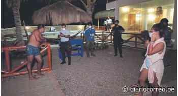 Multan a un grupo de personas en Zorritos - Diario Correo
