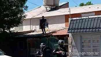 La presencia de Martincito preocupa al barrio Villa Maria - Noticias NQN