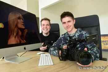 Studio 27 maakt video's voor bedrijven en muzikanten zoals Pommelien Thijs (#LikeMe) - Gazet van Antwerpen