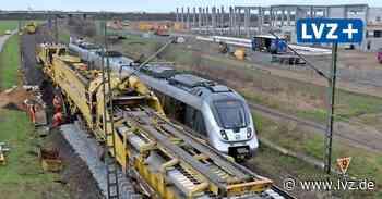 Schkeuditz: Einschränkungen im Zugverkehr - Leipziger Volkszeitung