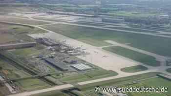 Reiseverkehr am Airport Leipzig/Halle läuft an - Süddeutsche Zeitung