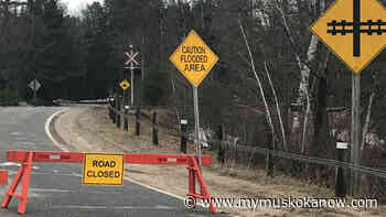 Ministry of Natural Resources and Forestry issues flood watch Parry Sound District - My Muskoka Now