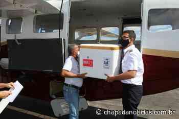 Itaberaba recebe mais 1.410 doses de vacina contra a covid-19 nesta sexta-feira, 26 - chapada notícias