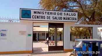 Piura: detectan irregularidades en obra de centro médico de Máncora LRND - LaRepública.pe