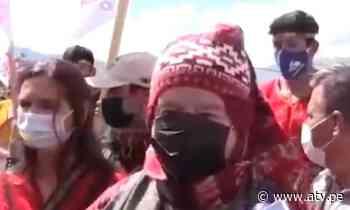 Cusco: Hernando de Soto visita Ollantaytambo en campaña electoral - ATV.pe