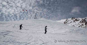 Skiing in Himalayas Is 'Like a Beautiful Dream,' Despite Conflict and Coronavirus