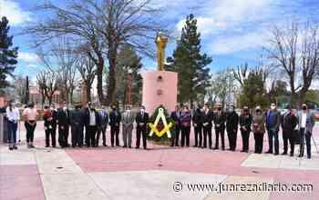 Nuevo Casas Grandes conmemora el 215 natalicio de Benito Juárez - Juárez a Diario