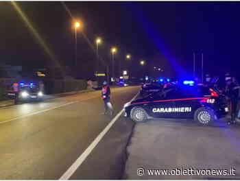 STRAMBINO – Ubriaco alla guida, provoca incidente: arrestato 27enne di San Giusto Canavese - ObiettivoNews