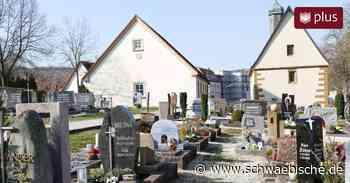 Friedhöfe in Lauchheim und Hülen werden neugestaltet - Schwäbische