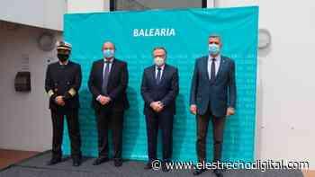 Balearia presenta en Melilla su innovador ferry `Hypatia de Alejandría', que realizará nueve salidas semanales - El Estrecho Digital