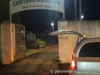 40 pessoas já morreram em Lagoa Formosa por complicações da covid-19 e outros 20 óbitos estão sendo investigados - Patos em Destaque