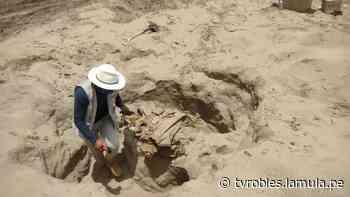 Ministerio de Cultura interviene en afectación del Sitio Arqueológico Carhuaz en Paracas - La Mula