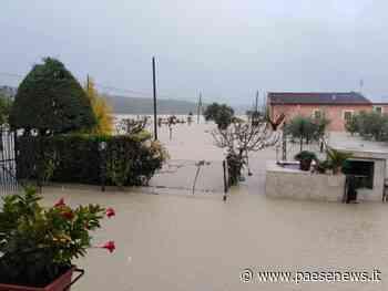 Pratella / Ailano – Esondazione del Volturno, Oliviero convoca i vertici regionali, Provincia di Caserta ei comuni - Paesenews
