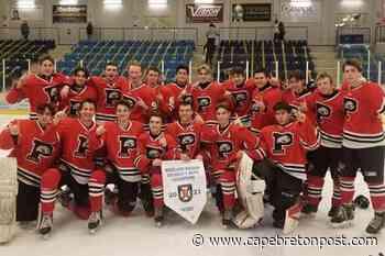 Glace Bay captures Highland Region hockey championship - Cape Breton Post