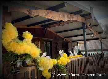 FOTONOTIZIA. La baita dei Calimali a Fagnano Olona è pronta per festeggiare le donne - InformazioneOnline.it